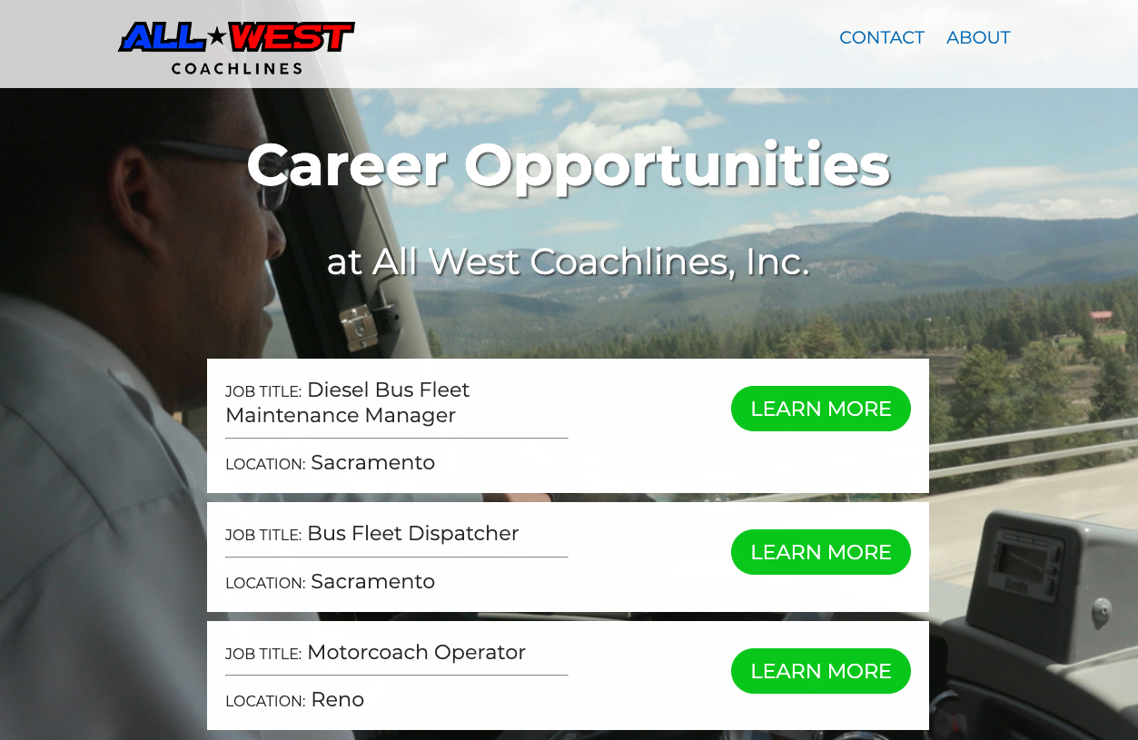 Add a job board to your website